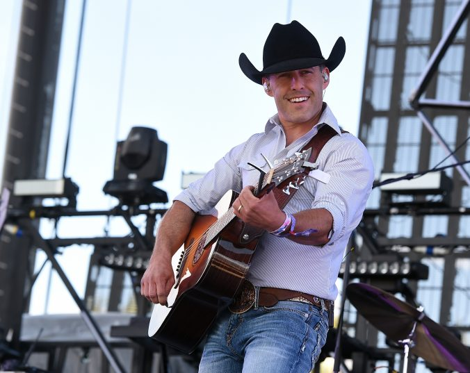 INDIO, CA - APRIL 30:  Musician Aaron Watson performs onstage during 2016 Stagecoach California's Country Music Festival at Empire Polo Club on April 30, 2016 in Indio, California.  (Photo by Kevin Winter/Getty Images for Stagecoach)