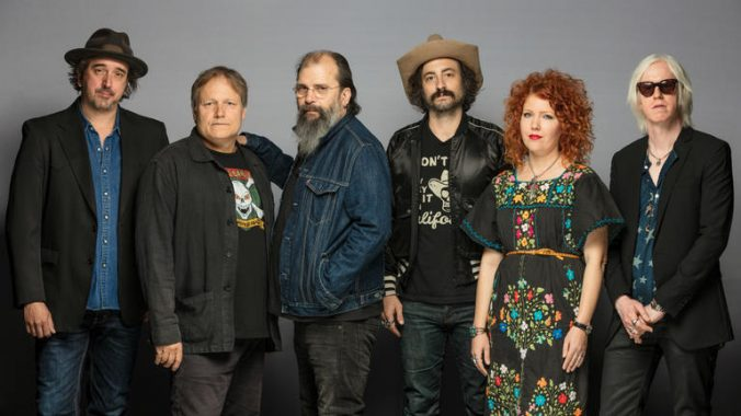 SteveEarle&TheDukes45 website