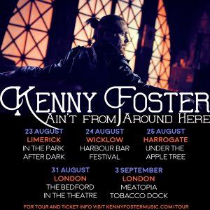 Ireland UK Details Poster