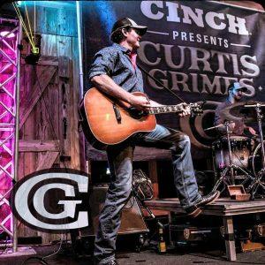 Curtis Grimes Live Promo Shot